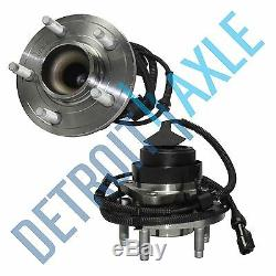 2005-2011 Crown Victoria Town Car Grand Marquis Front Wheel Bearing Hub Set ABS
