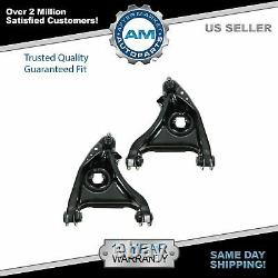 Front Lower Control Arms with Ball Joints Pair Set for 95-02 Ford Lincoln Mercury