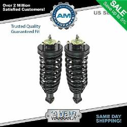 Front Shock & Spring Pair Set for Ford Crown Victoria Mercury Grand Marquis