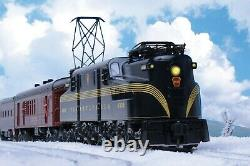 Kato 106-0691 N Prr Broadway Limited Factory Lighted 10 Car Set Last One