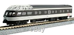 Kato 106-102 Transcontinental 7-Car Set / Canadian National N Scale
