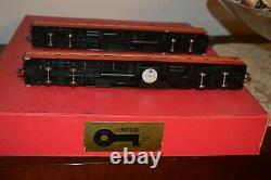 Key Imports Factory Painted Southern Pacific (sp) 1940 Daylight 4 Car Set