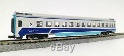 Kunter China Railway RZ2 25Z/K Coach / Passenger Cars (4 cars set) (N scale)