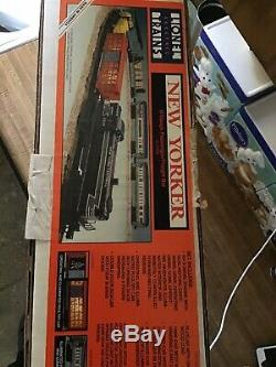 Lionel 6-11744 O Gauge New Yorker Central Passenger And Freight Car Set
