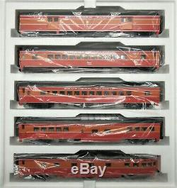 MTH Premier 20-6523 Southern Pacific 70' Smooth ABS 5-Car Passenger Set O-Gauge