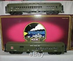 Mth Premier Us Army Hospital Troop Kitchen 70 Madison Passenger Set