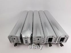 O Gauge MTH MT-6504 NYC Empire State Express 5-Car Passenger Set with Lighting