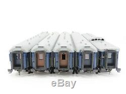 O Scale MTH 20-60004-2 SNCF French CIWL Orient Express 5-Car Passenger Set