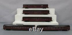 Weaver Canadian Pacific 5-Car 80' Aluminum Passenger Set EX